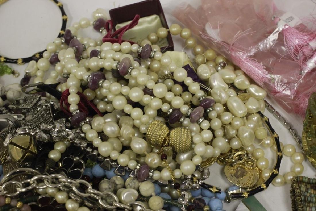 Lot of Costume Jewelry - 3