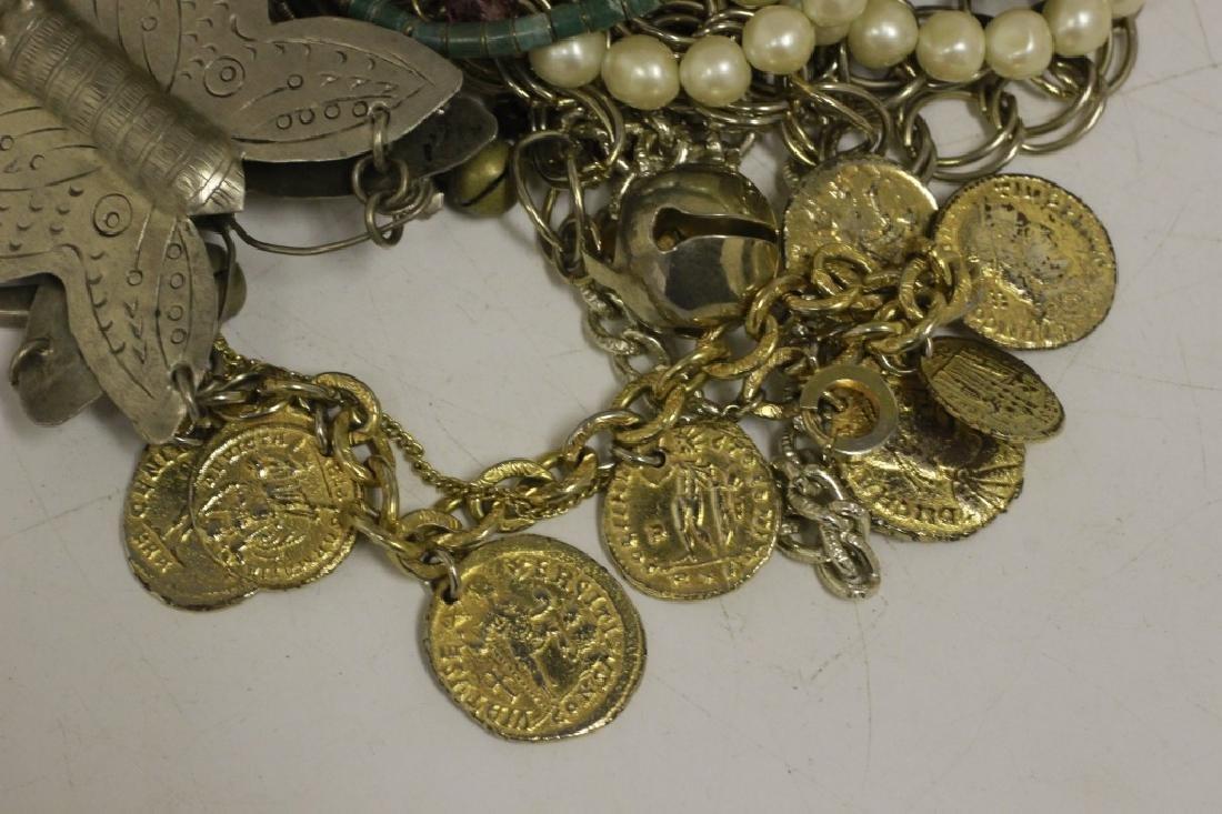 Lot of Costume Jewelry - 6
