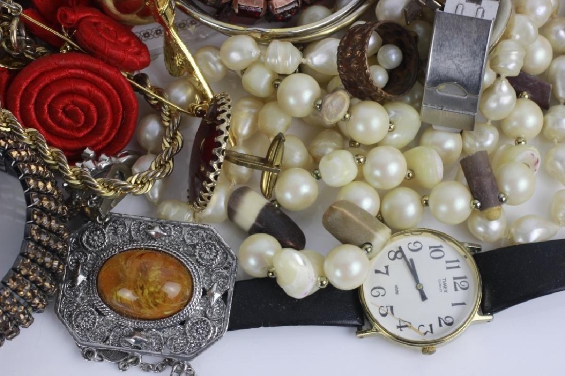 Lot of Costume Jewelry - 2