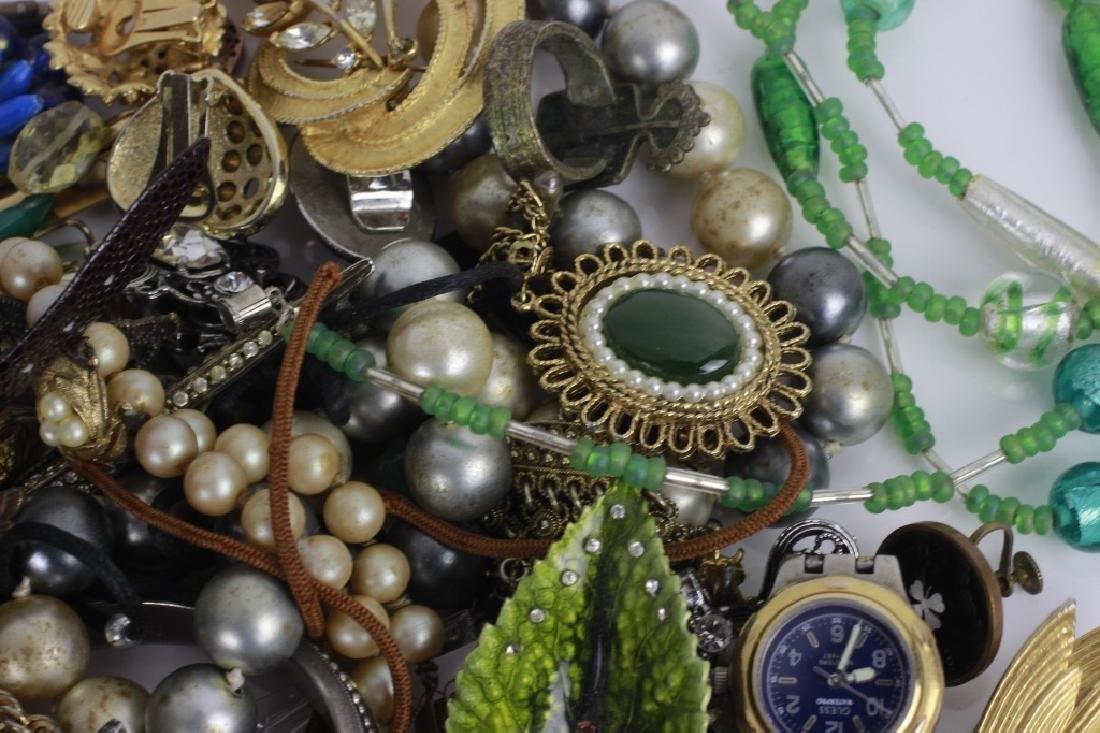 Lot of Costume Jewelry - 4