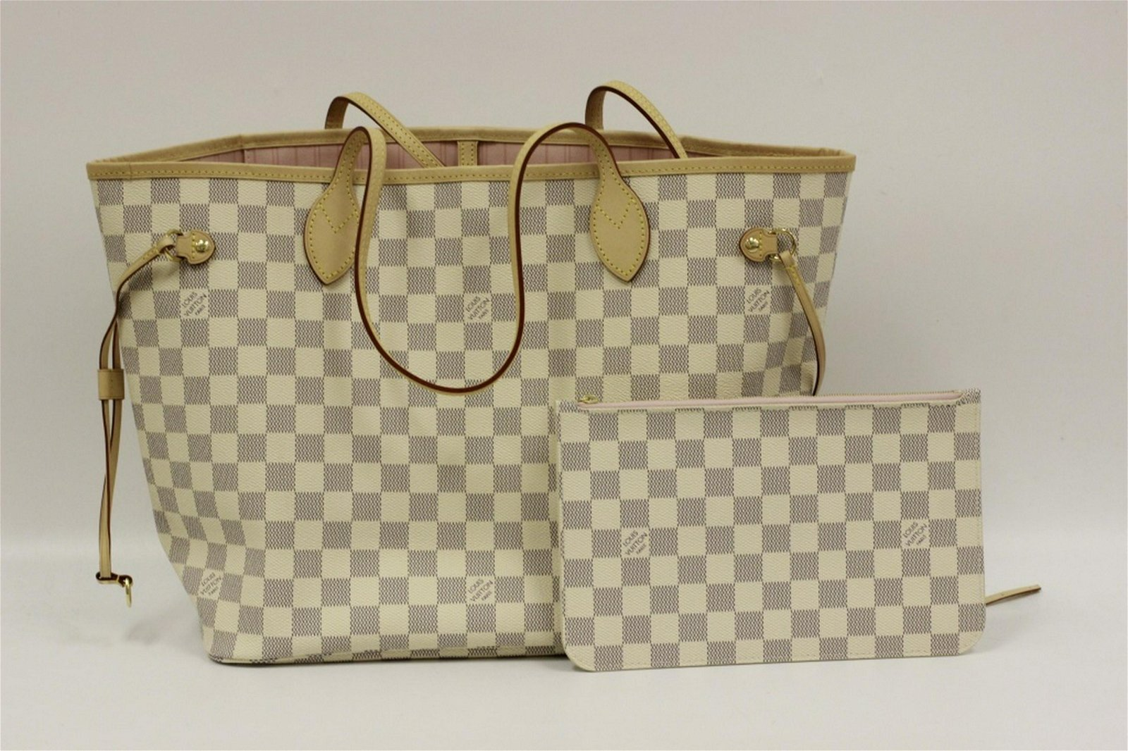 Louis Vuitton Neo Neverfull Tote Bag