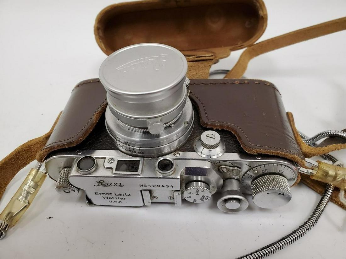 Leica Vintage Camera. No 129434
