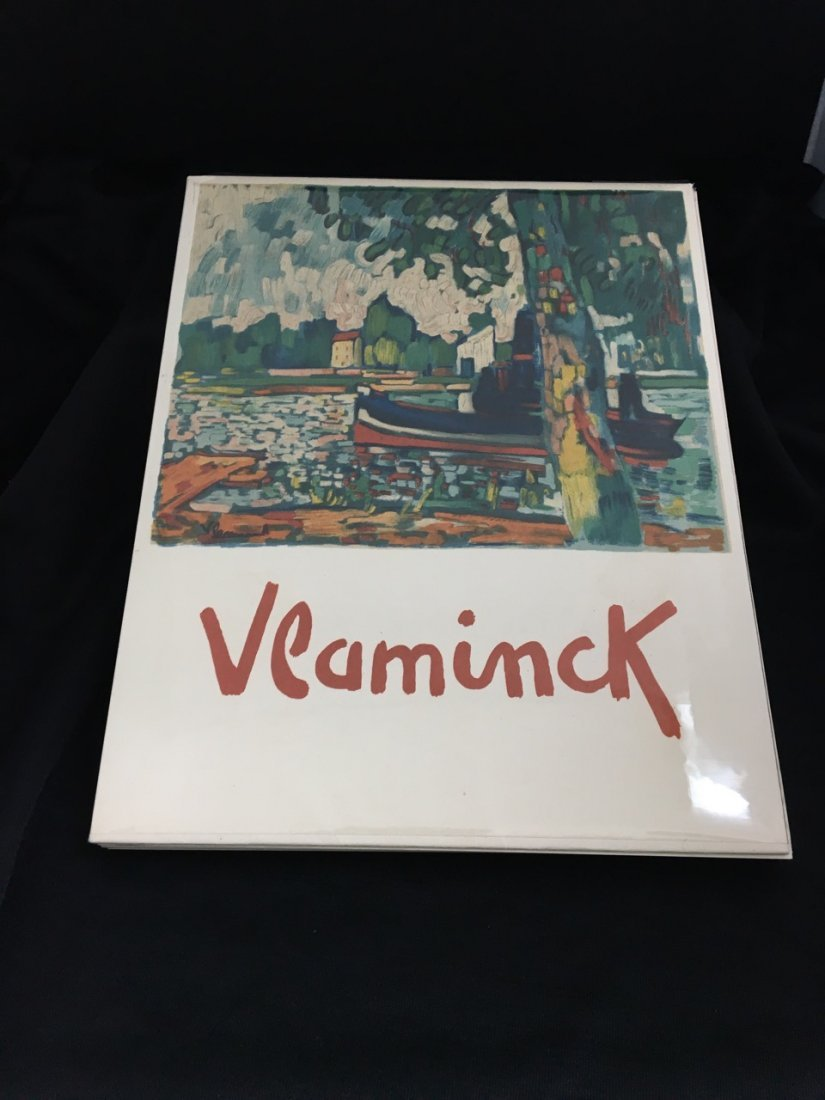 German Vlaminck Art Book