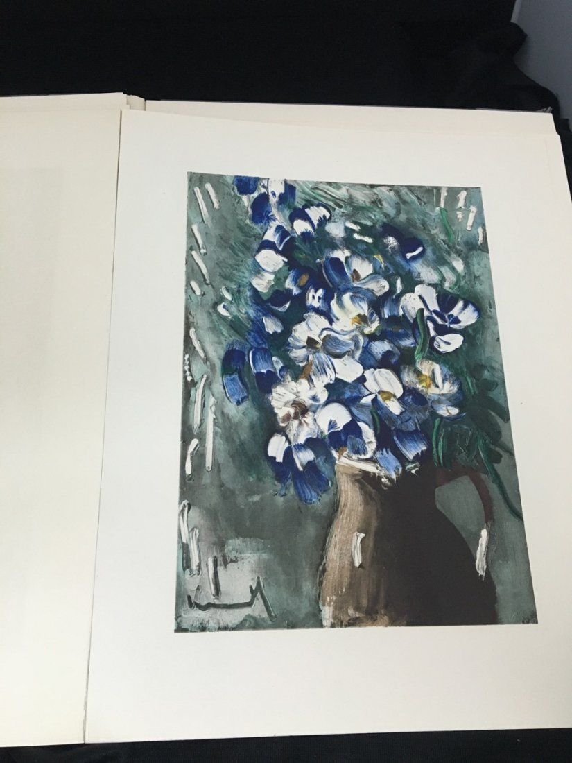 German Vlaminck Art Book - 2