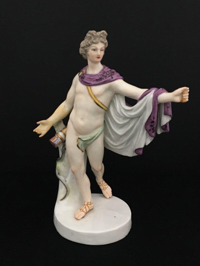Meissen 19th-Century Figure