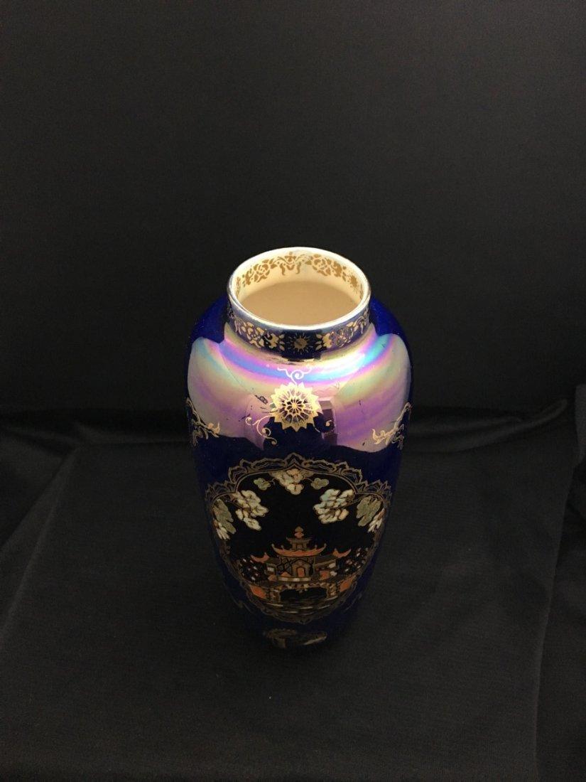Wedgewood Fairyland Lustre Vase - 2