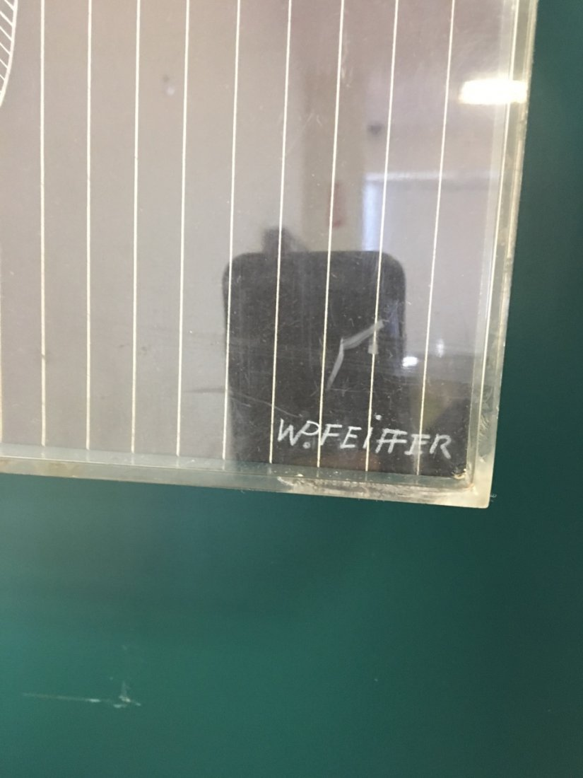 Werner Pfeiffer 5/30 (Black and White, 1981) - 2