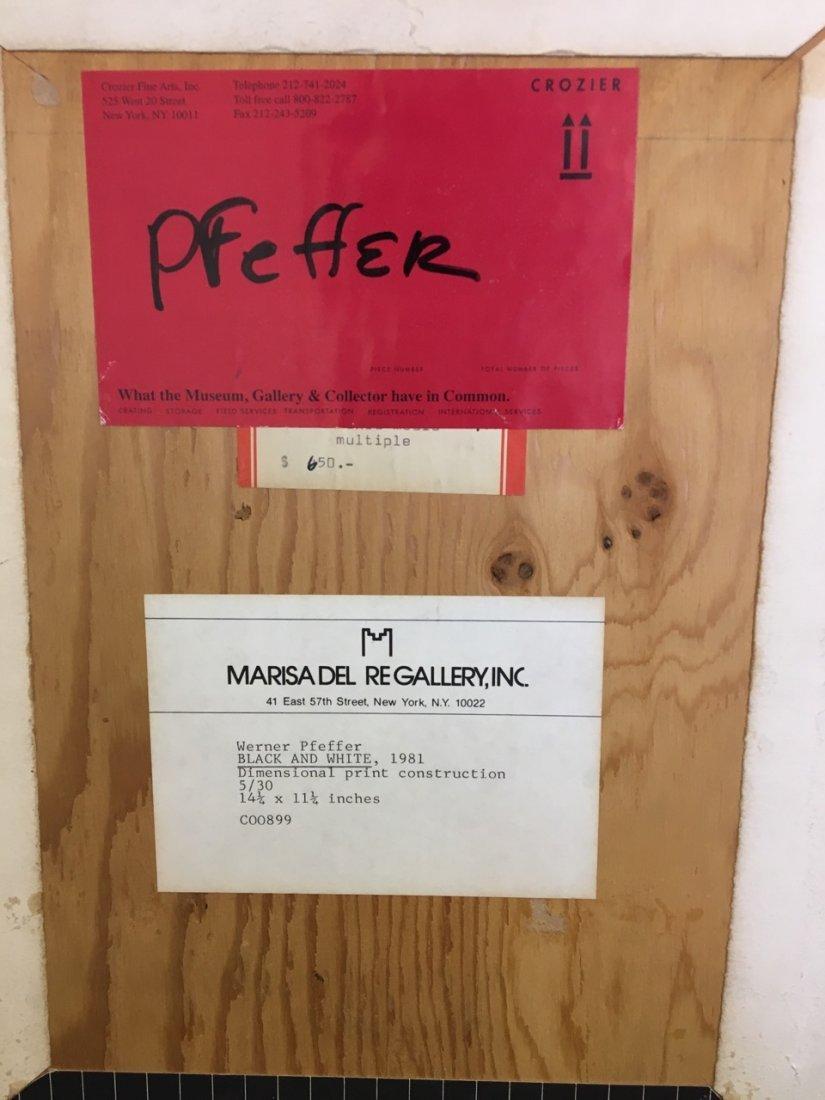 Werner Pfeiffer 5/30 (Black and White, 1981) - 4