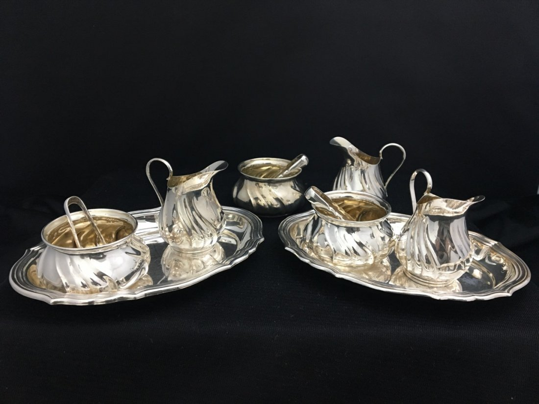 Lot of 800 Silver, 12 pc.