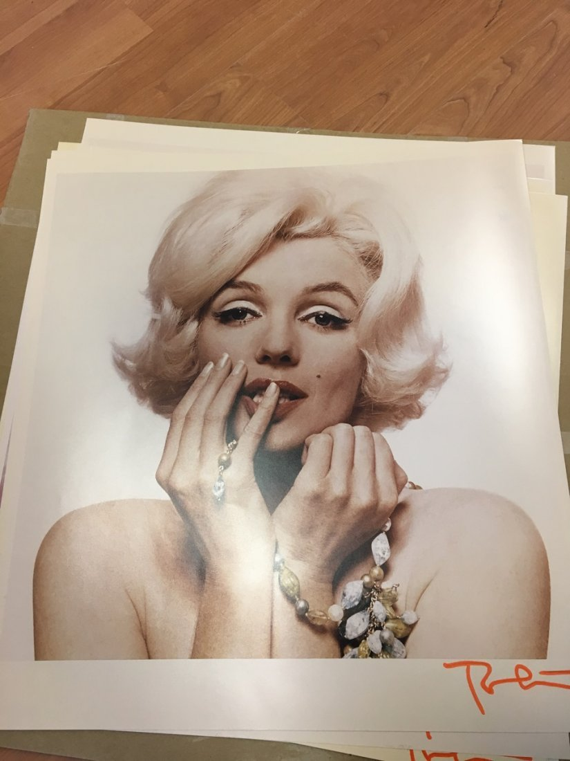 Marilyn Monroe Portfolio of 10 Photographs, Bert Stern - 2