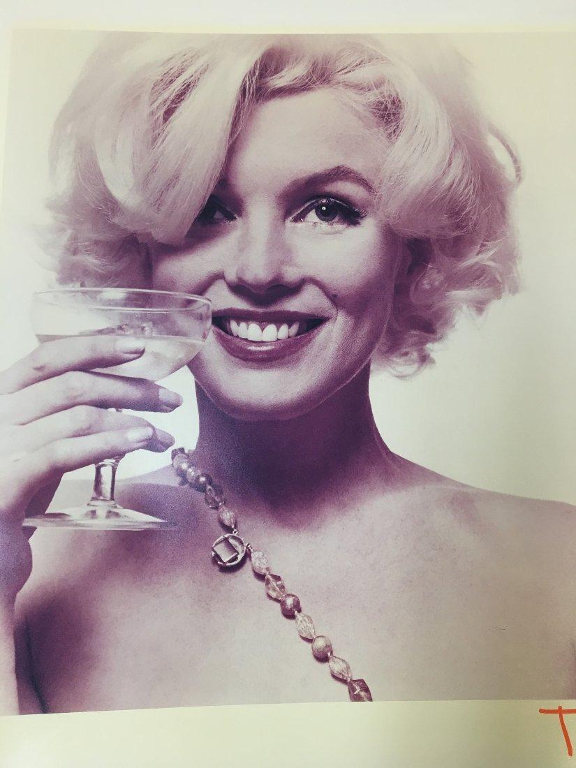 Marilyn Monroe Portfolio of 10 Photographs, Bert Stern - 3