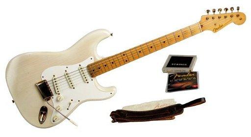 Fender Stratocaster Price >> 1958 Fender Stratocaster Mary Kaye One Owner