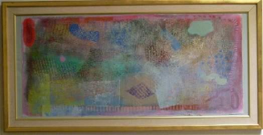 Robert Natkin, Untitled, Acrylic on Canvas