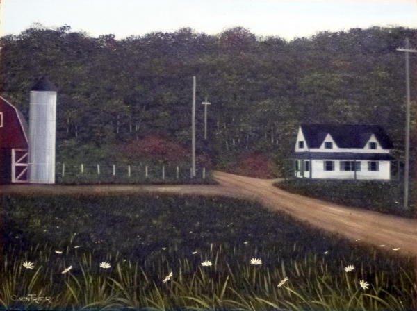 G. Von Trier, Farm Scene