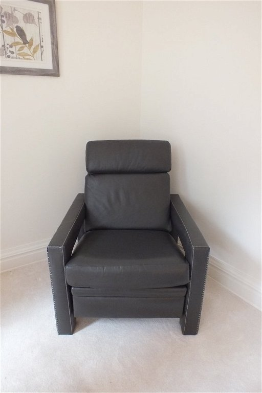 Peachy Roche Bobois Leather Reclining Arm Chair Nov 12 2017 Bralicious Painted Fabric Chair Ideas Braliciousco