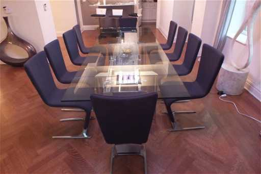 Roche Bobois Dining Table Astrolabe See Sold Price
