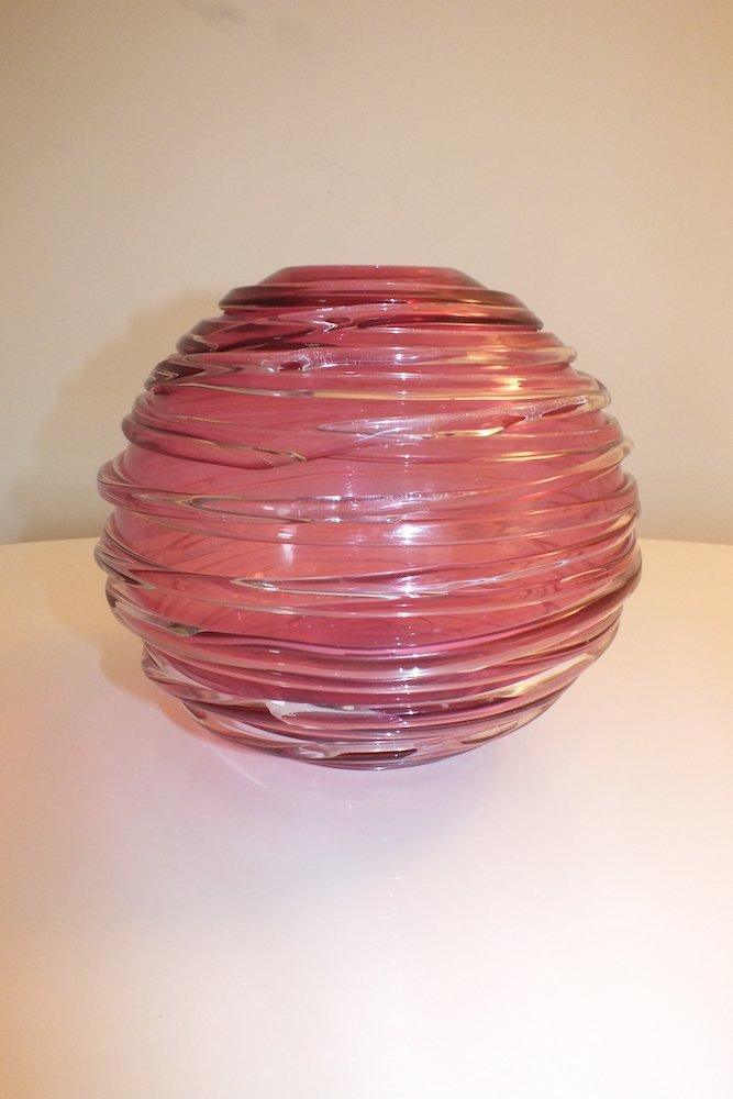 William Yeoward Pink Vase