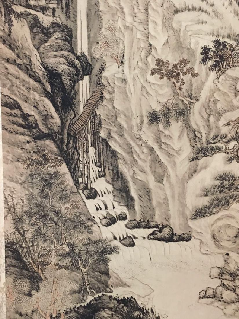 Fine Chinese Watercolor Painting - 6