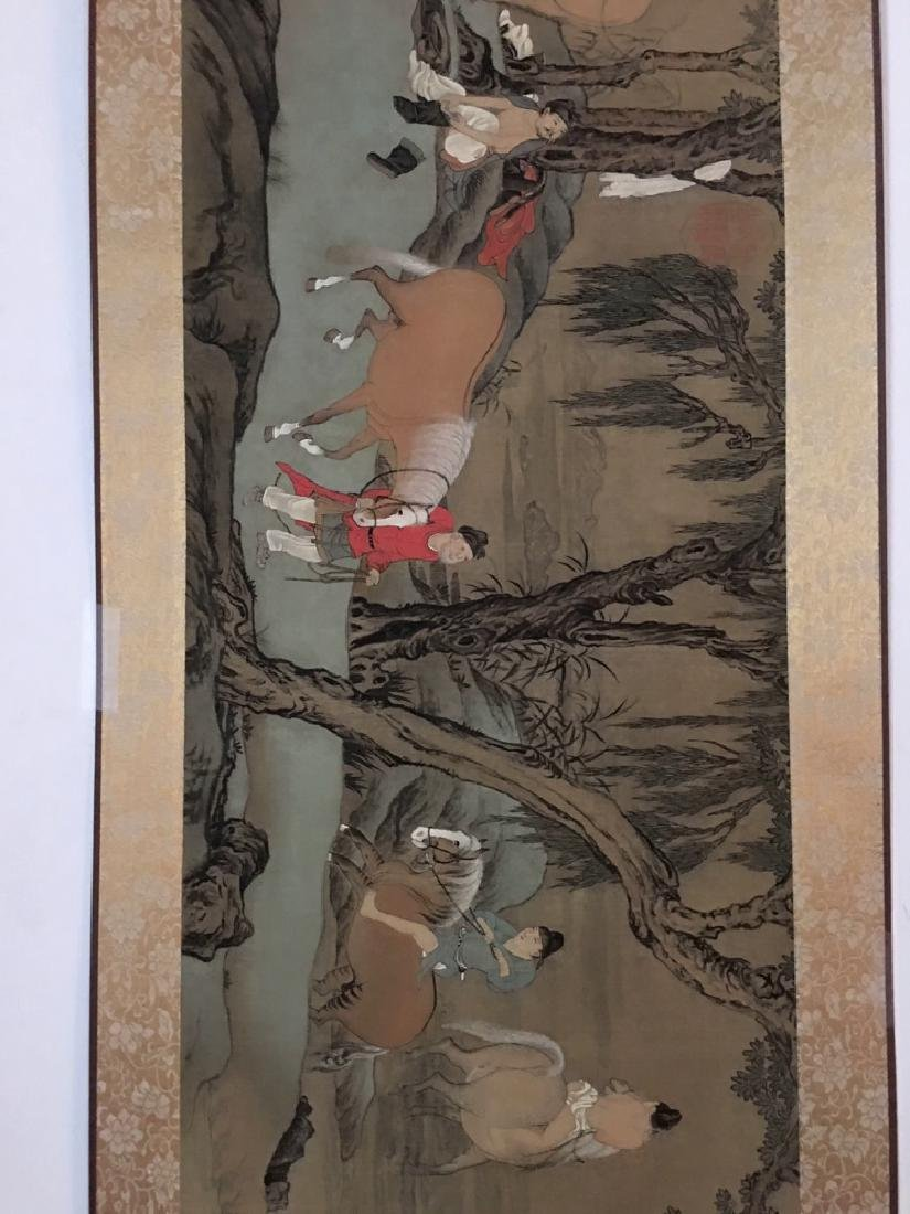 Chinese Watercolor Painting - 8