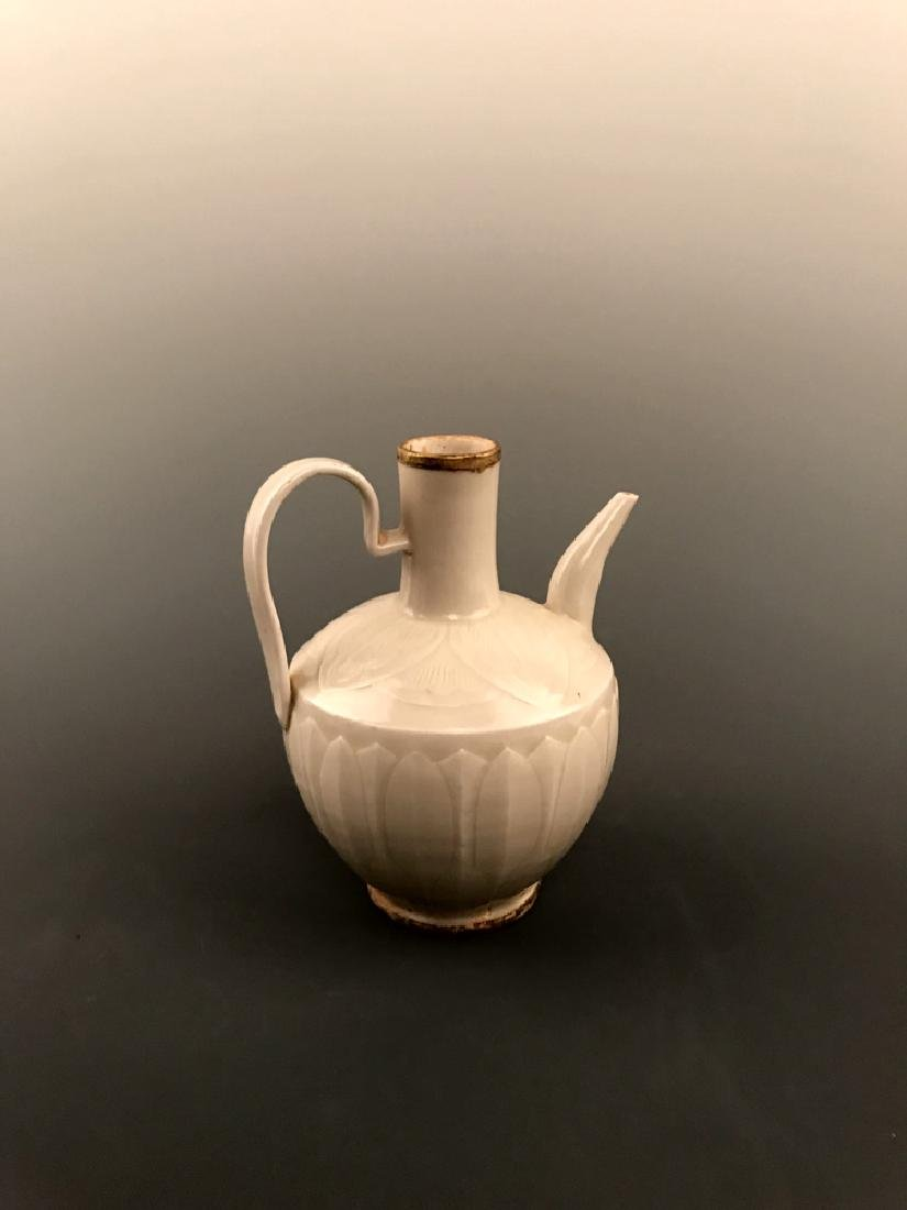 Chinese Ding Yao Pitcher - 2