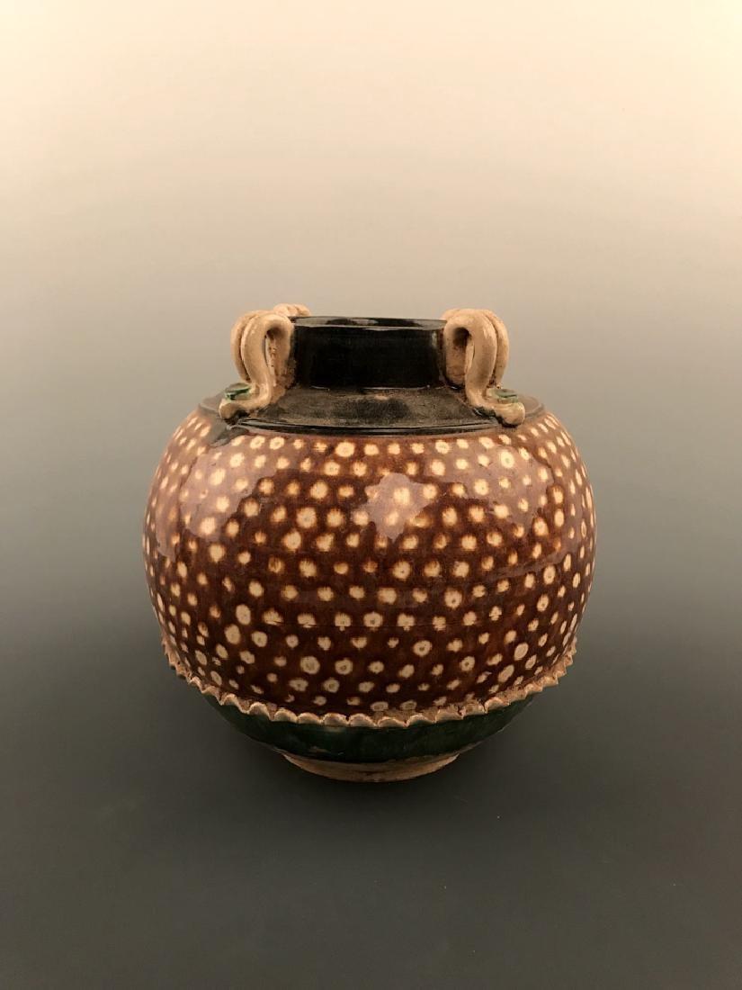 Chinese Tang Style Jar