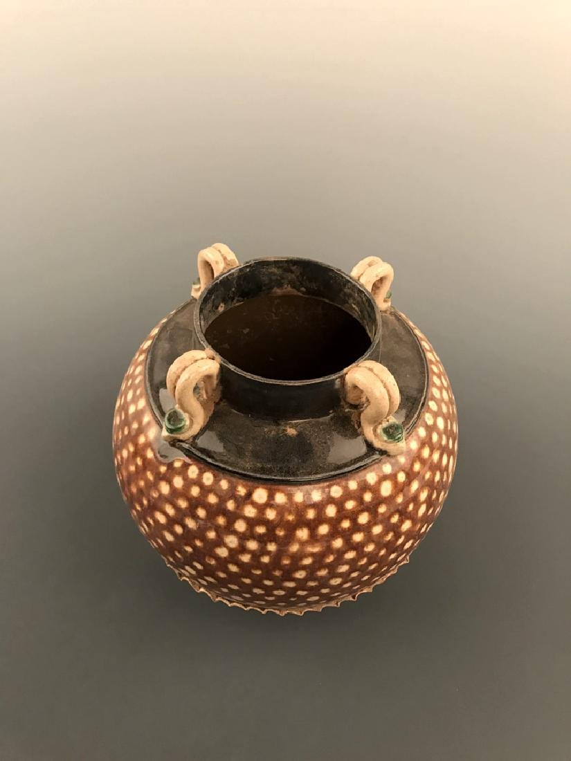 Chinese Tang Style Jar - 2