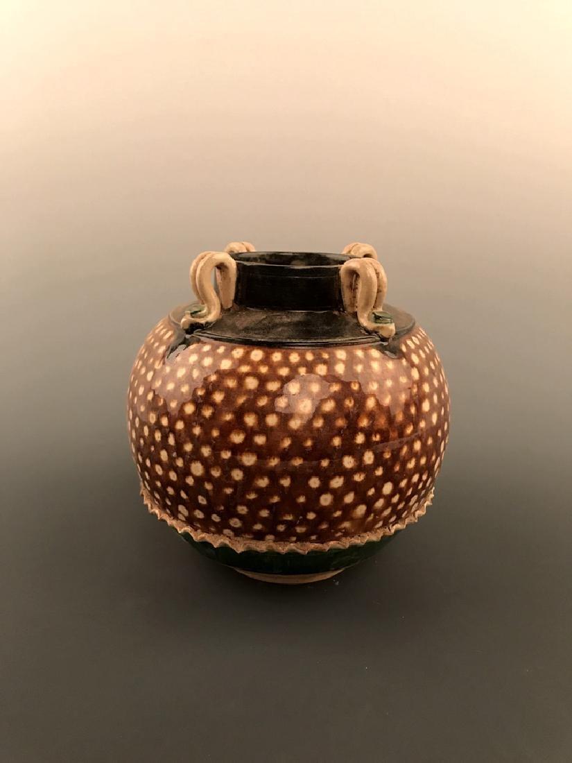 Chinese Tang Style Jar - 3