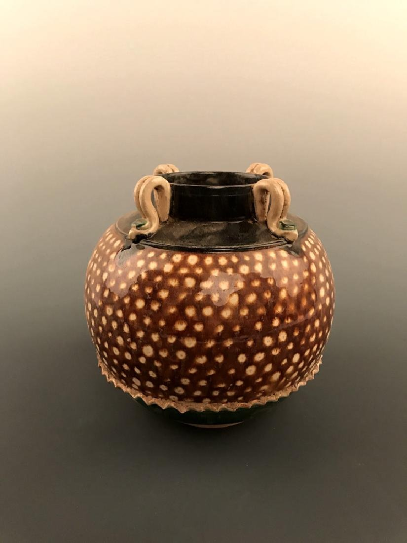 Chinese Tang Style Jar - 7