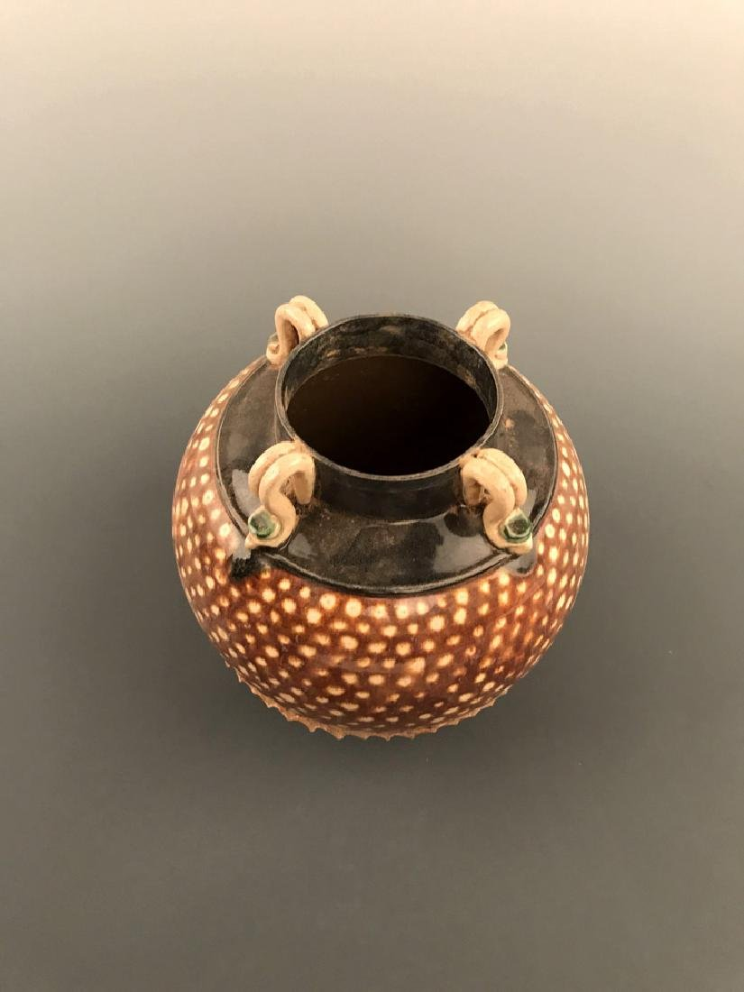 Chinese Tang Style Jar - 8