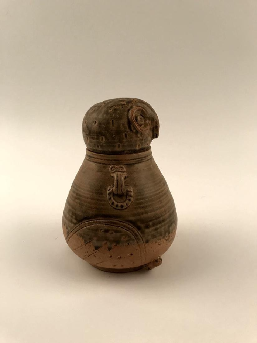 Chinese Tan Style Ewer - 3