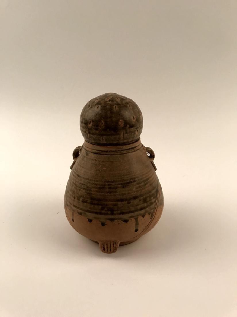 Chinese Tan Style Ewer - 4