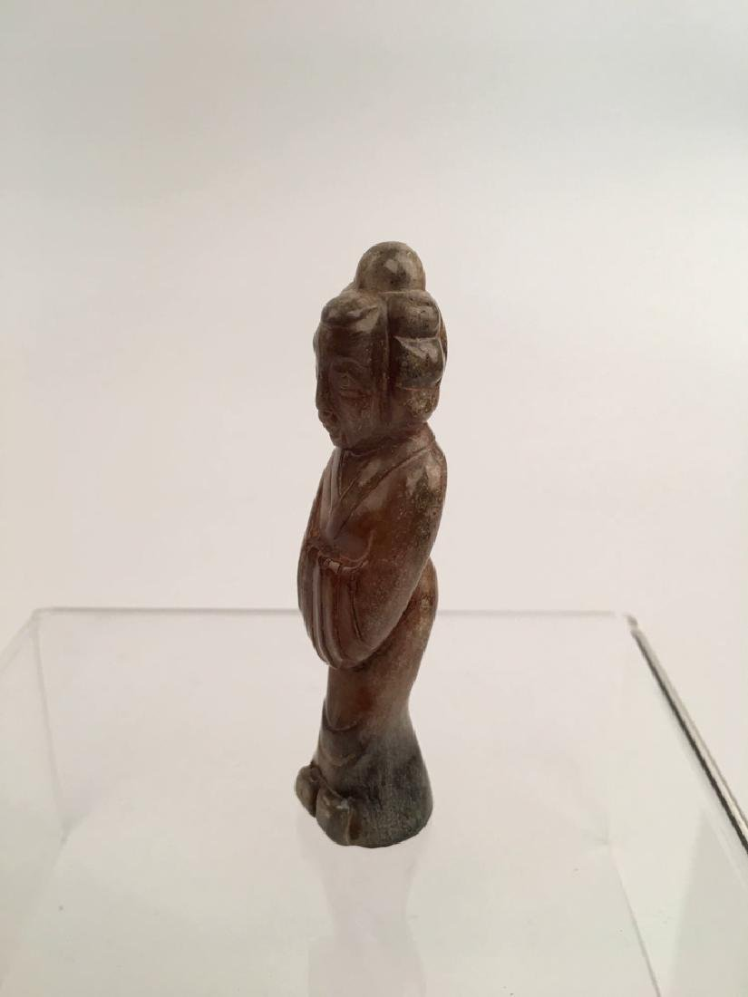 Chinese Old Jade Carving - 2