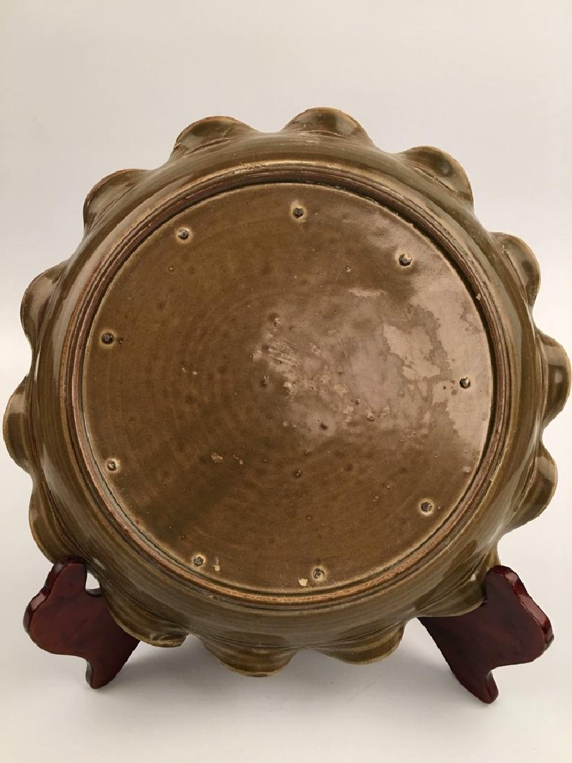 Chinese Longquan Porcelain Plate - 7