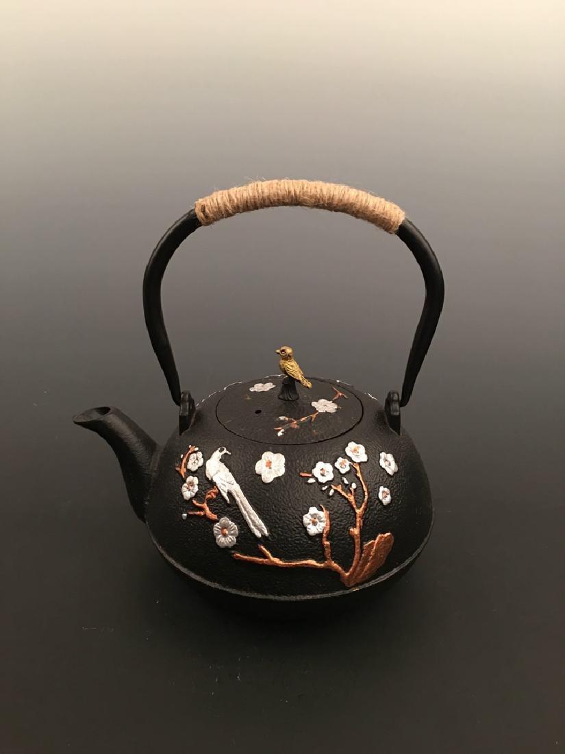 Brand New Chinese Iron Teapot