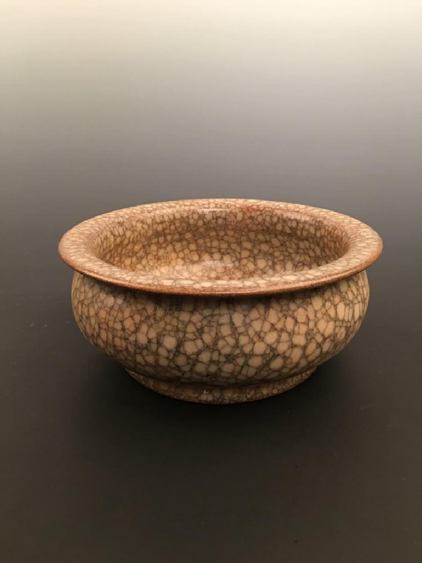 Chinese Guan Yao Porcelain Bowl
