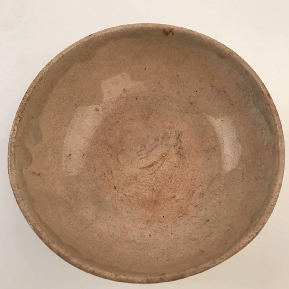 Chinese Celadon Glazed Bowl - 2