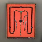 Chinese Court Beads Necklace