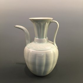 Chinese Song Style Porcelain Pitcher