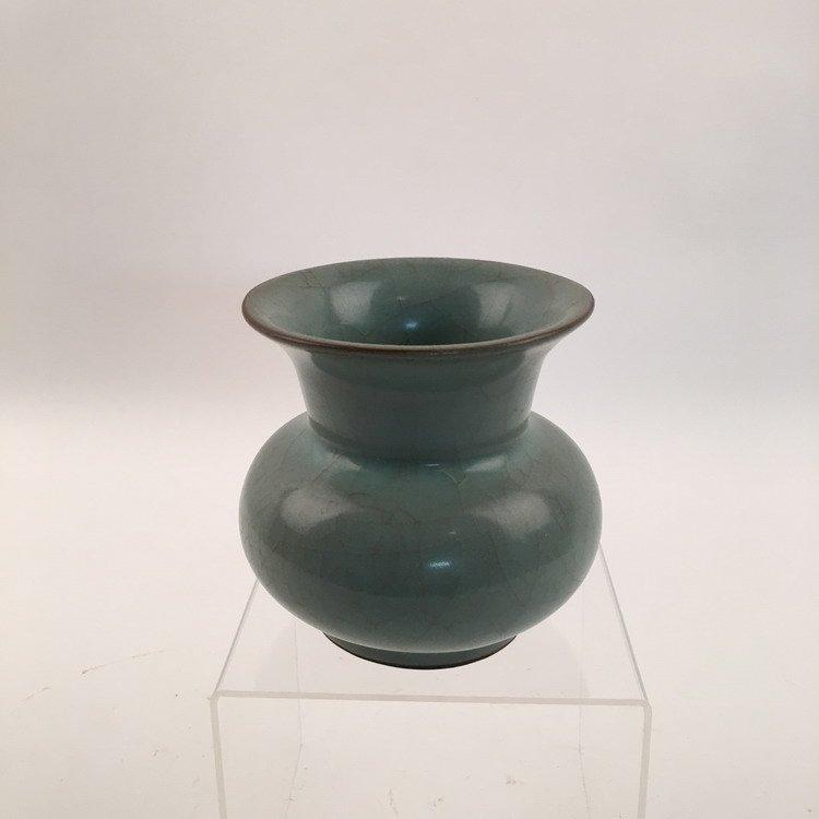 Fine Song Style Celadon Vase - 2