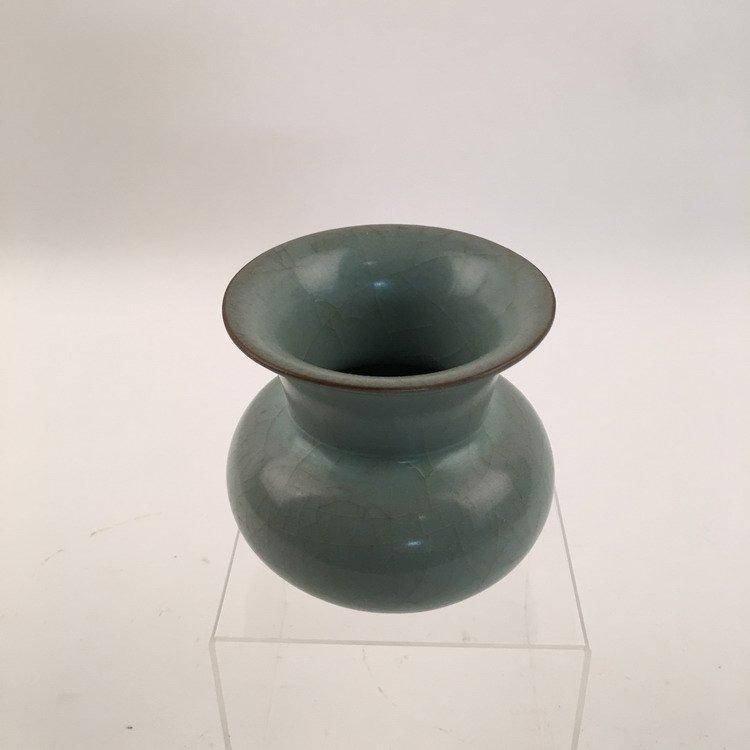 Fine Song Style Celadon Vase - 3