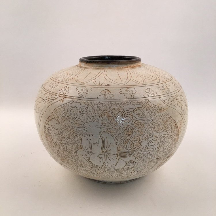 Chinese Song style Jar