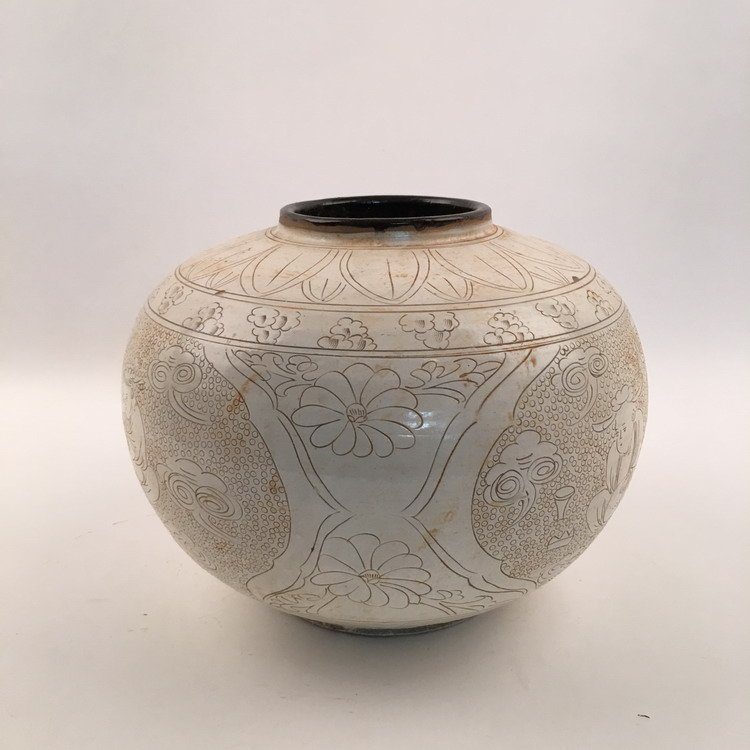 Chinese Song style Jar - 2