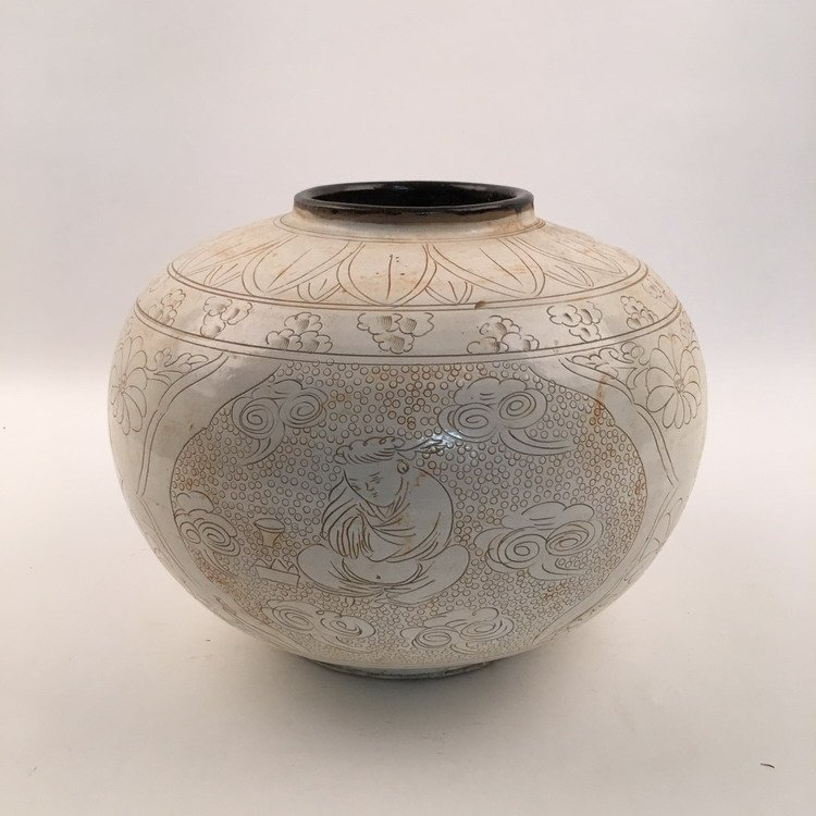 Chinese Song style Jar - 3