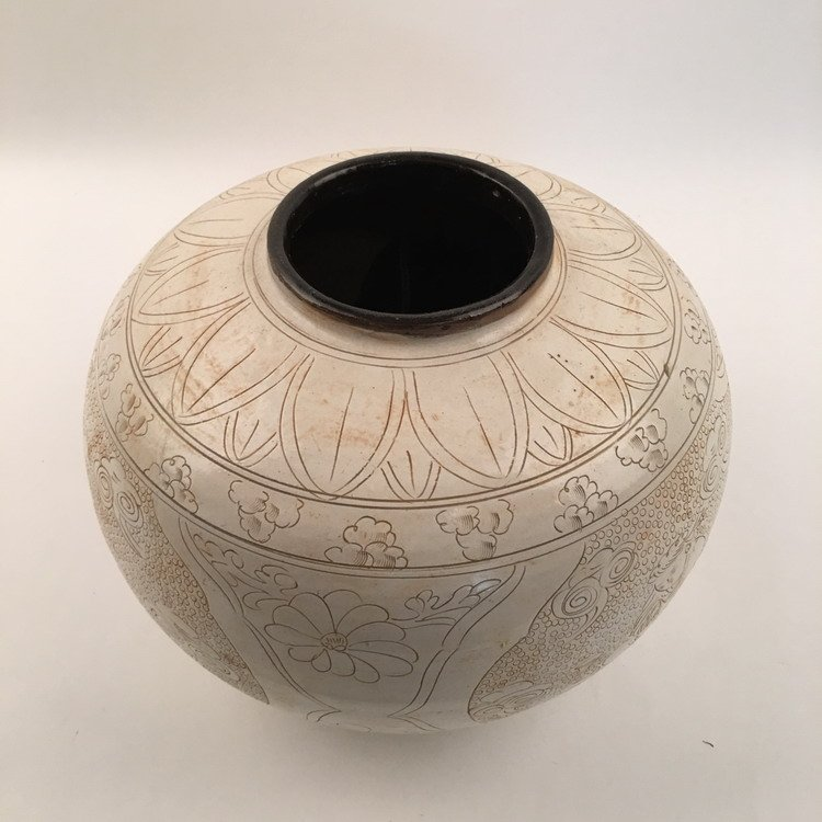 Chinese Song style Jar - 4