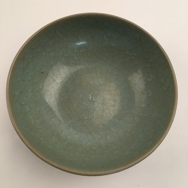 Fine Chinese Longquan Bowl - 7