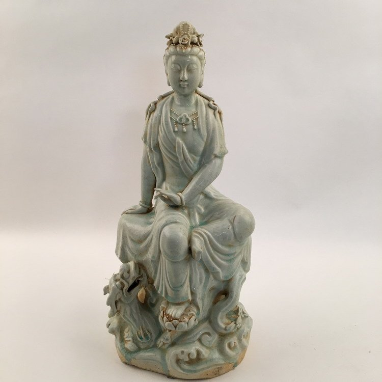 Fine Song Porcelain Guanyin Statue