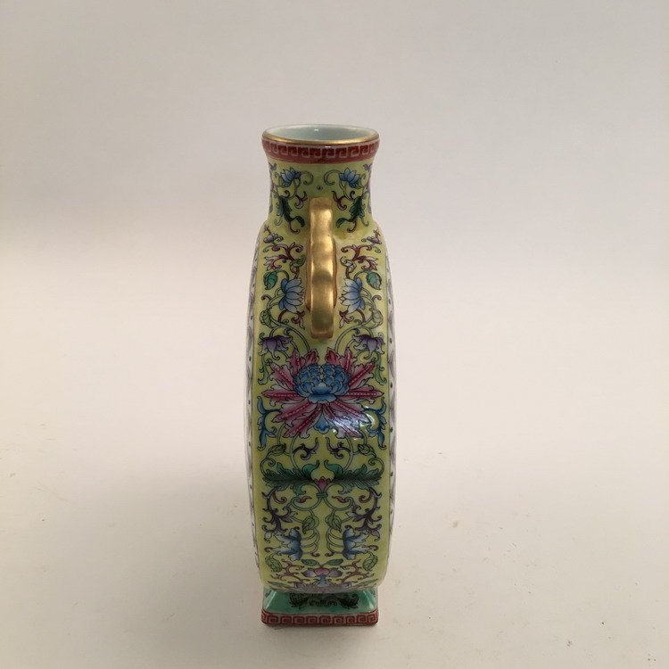 Fine Chinese Famille Rose Vase with Children Playing - 3