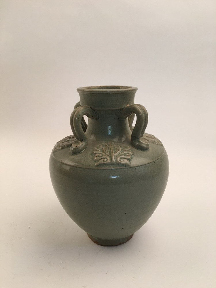 Chinese Tang Style Vase - 2