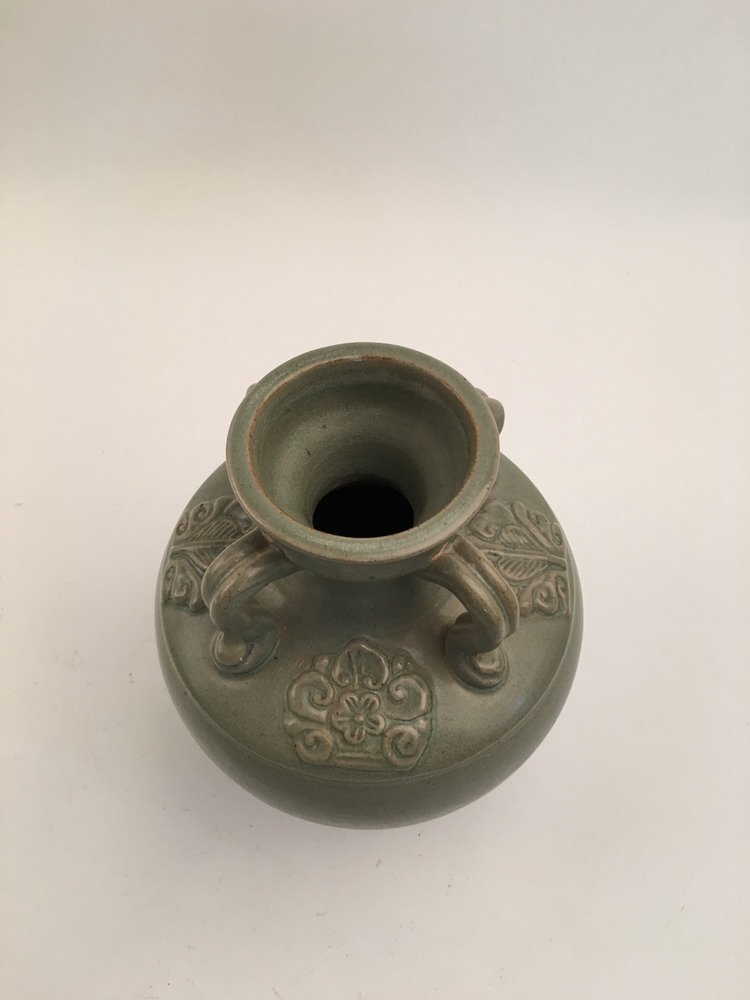 Chinese Tang Style Vase - 6