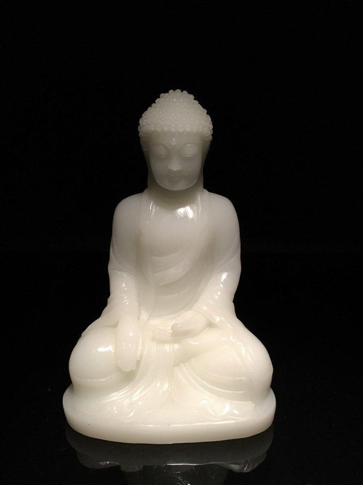 Fine Peiking Glass Buddha
